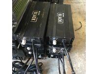 Cheshunt Hydroponics Store - Used Lumii digital dimmable 600w ballast power packs