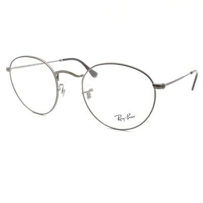 Ray Ban RB 3447 V 2620 Matte Gunmetal RX Frame New Authentic Buyer Picks (Ray Ban 3447 Sizes)