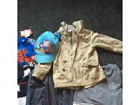 Boys clothing 6-7 years