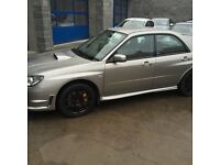 Stage 2 Remap 350 Bhp Subaru Impreza Wrx Sti - For Salw