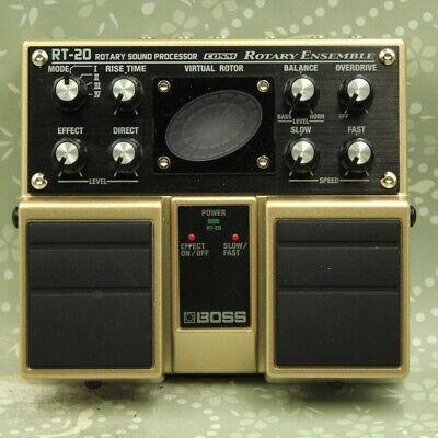 BOSS RT-20 Rotary Sound Processor Guitar effect pedal (A2E8061)
