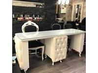 Self employed beauticians needed in a very busy salon