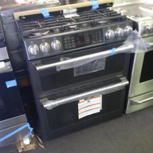 GE Cafe Convection Oven  Slide-In Front Control, Double Oven, 6.7 Cu Ft WiFi