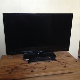 """Celcus 24"""" HD T.V. DVD player built in"""
