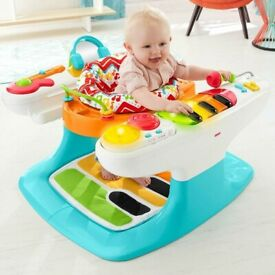 Fisher-Price 4-in-1 Step 'n Play Piano Activity Centre Gym