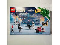 Star Wars Lego 2021 Advent Calendar 75307 - New & Free Local Delivery