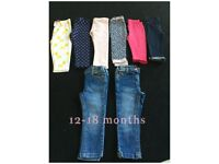 12-18 months girls