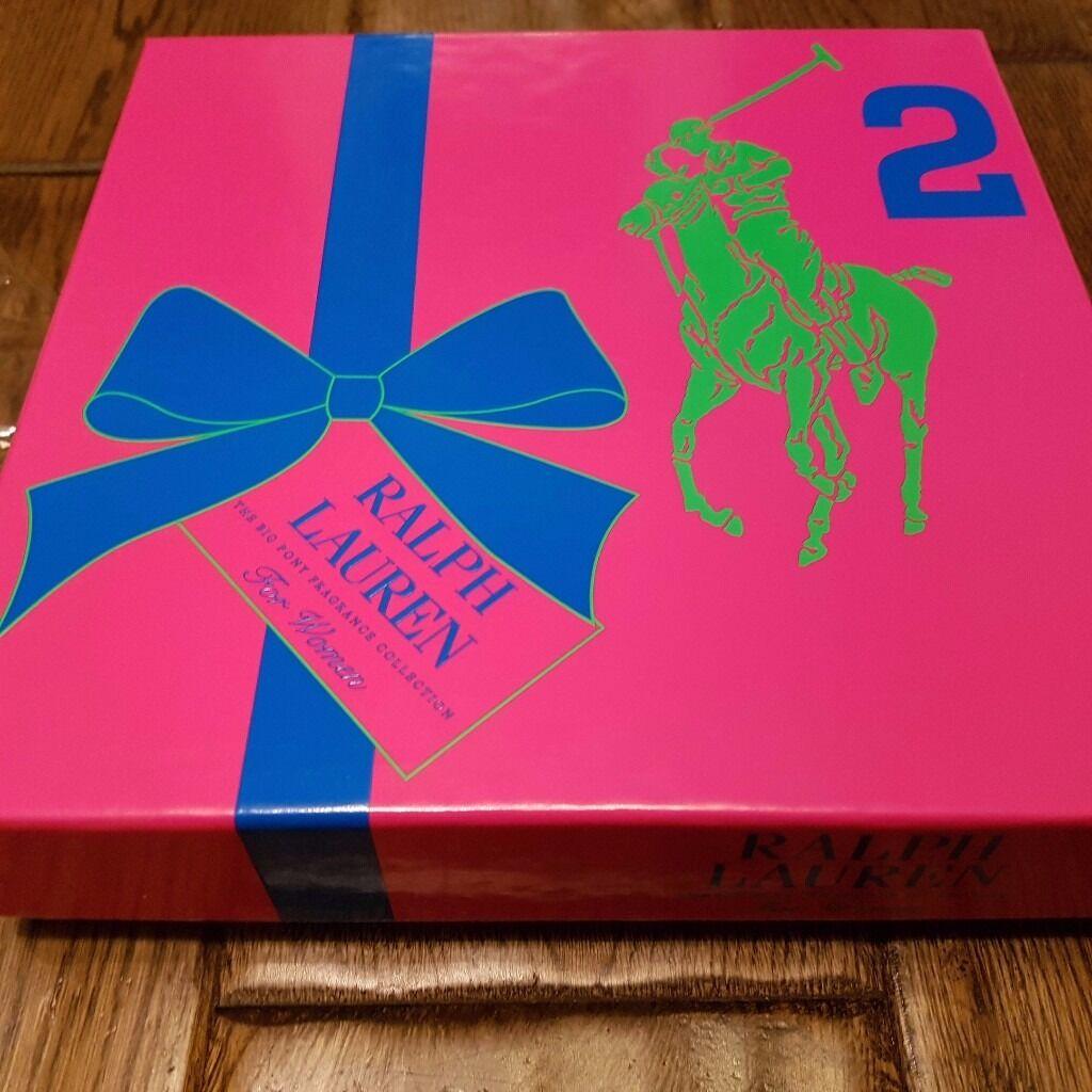 Ralph Lauren Big Pony 2 For Women Gift Set 50ml 10ml Edt