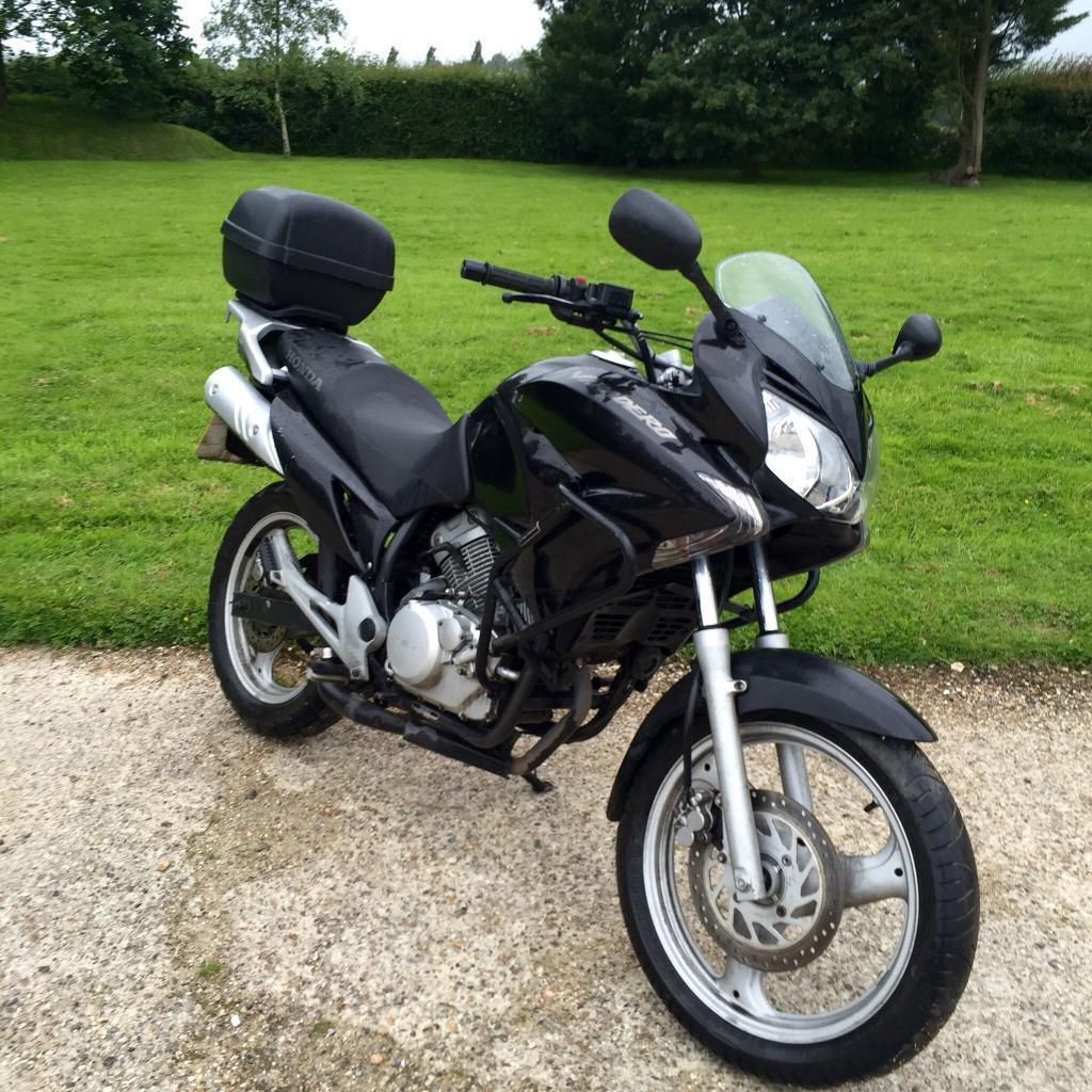 honda varadero 125 xl in maidstone kent gumtree. Black Bedroom Furniture Sets. Home Design Ideas