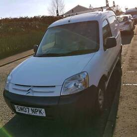 Citreon berlingo 1.4 petrol