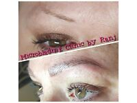 Microblading eyebrows (mobile service available)