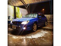 Subaru impreza 2006 LPG Conversion
