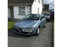 Alfa Romeo 147 (Not Astra Golf Leon)