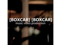 Music Videos for Bands and Solo Artists