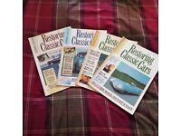 classic car magazines