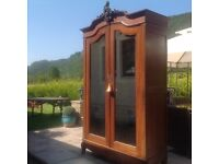 Large French armoire