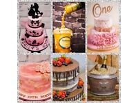 Stunning Occasion Cakes & Cupcakes