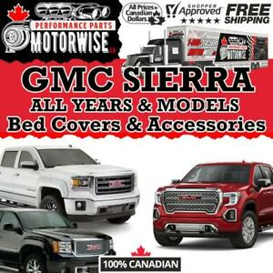GMC Sierra Bed Covers - Accessories - Performance Parts | FINANCING Available | Shop & Order Today at Motorwise.ca