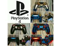 Ps4 custom controllers