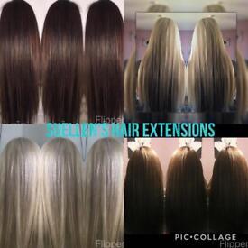 Hair Extensions Leeds By Suellen Mobile