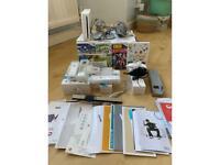 Nintendo Wii bundle in orignal boxes