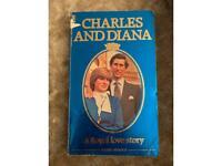 Charles and Diana book.