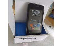 Brand New alcatel onetouch pixi3 Unlocked 3.5'' (good spare phone)
