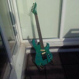 Washburn EC29 - 29 fret guitar