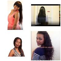 FORT MC HAIR EXTENSION/ beauty products