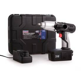 Sealey CP2400 Cordless Impact Wrench Brand new unopened