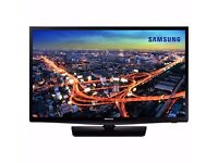 """New Samsung UE19H4000 19"""" TV 720p HD with Freeview Black Was: £129.99"""