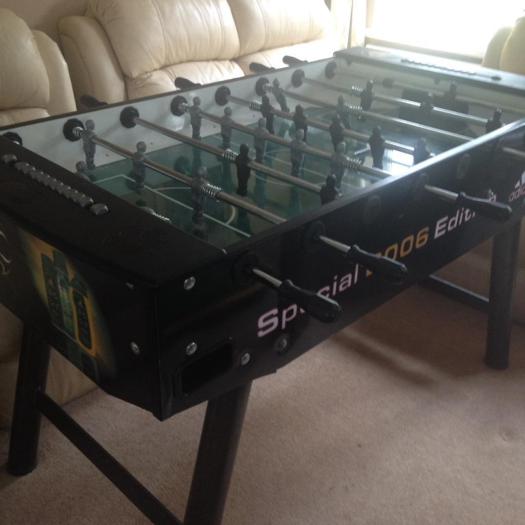 Limited addition table football for sale in Bramhope  : 86 from gumtree.com size 1024 x 1024 jpeg 80kB