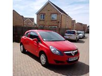 59 PLATE VAUXHALL CORSA, MOT 12 MONTHS, FULL HPI CLEAR, SERVICE HISTORY