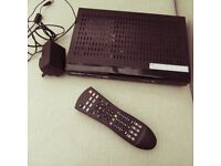 BUSH DV3 FREEVIEW DIGITAL HDD RECORDER Used for parts