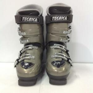Technica Rival RX DH Ski Boots ($150new)- previously owned (SKU: R85HCS)