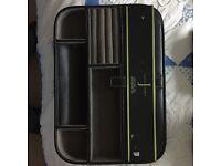 Jasper Conran Desk Tray with Leather trim