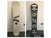 Ride 155 Snowboard