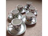 Coffee cups Portmeirion