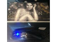 smooth skin gold ipl hair remover used but like new in box