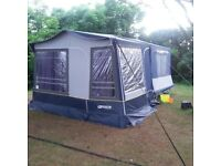 Comanche Montana Trailer tent 4 Berth with Awning