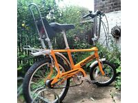 Rare Yellow Colourway Raleigh Chopper MK3