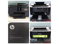 HP / Brother inkjet and laser printers