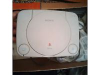 PS One mini all leads memory card