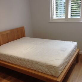double spacious room in a refurbished house