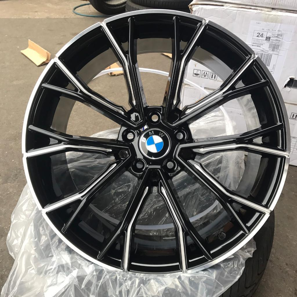 "Bmw 669m M Performance Style 20"" G Series Alloy Wheels"
