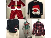 Christmas baby/children clothes