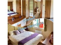 Static Caravan For Sale NEXT YEARS SITE FEES INCLUDED Sea Views North West 4 Star 12 Month Park