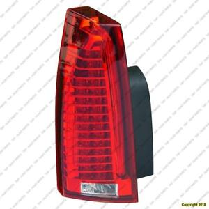 Tail Lamp Driver Side Without Clear Outer Lens High Quality Cadillac CTS 2008-2014