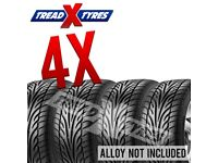 4x 225/40R18 Technic Runflat Tyres Four 225 40 18 tyres x4