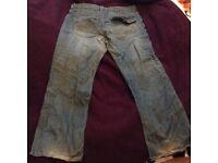 Women's, boyfriend jeans.size 18-20